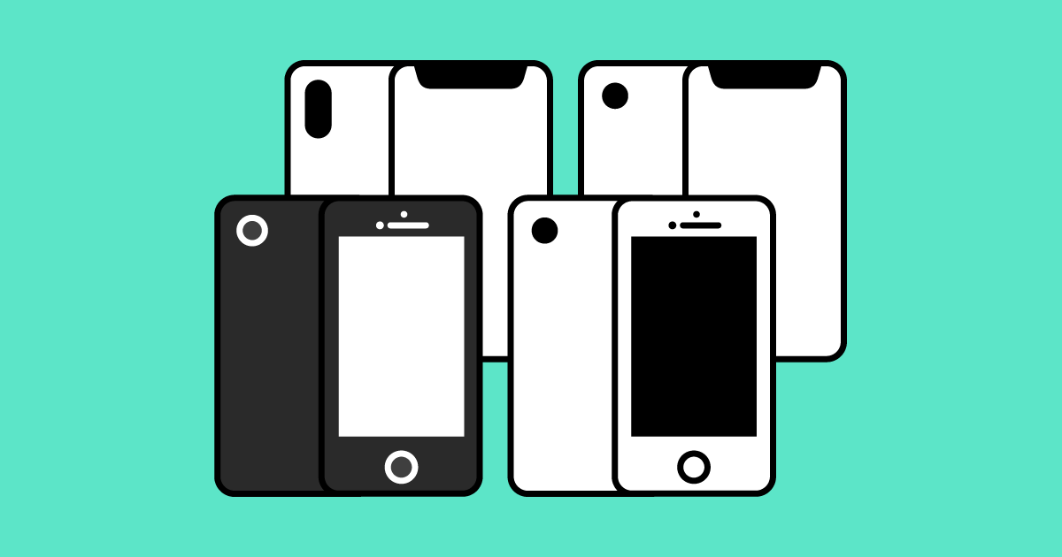 「iPhone X」と「XR」「SE(第2世代)」「8」のスペックを比較!結局、どのiPhoneを買うのがベスト?オススメしたいポイントも解説