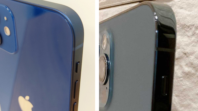 iPhone 12とiPhone 12 Proの違い