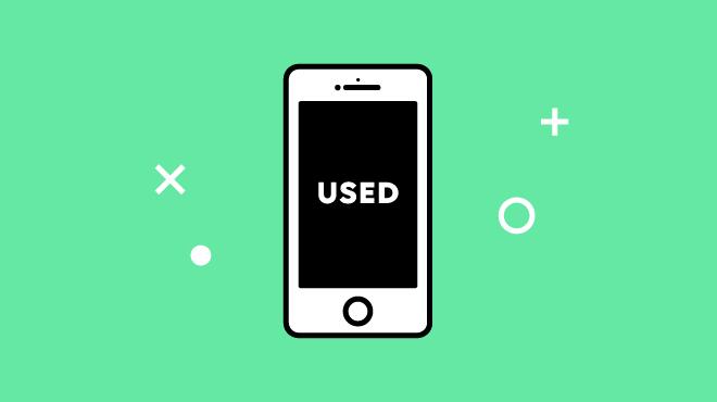 中古のiPhone×格安SIMでスマートフォンをおトクに使う!