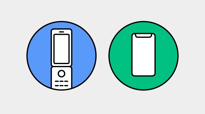ガラケーのメリット+αなのに安さが魅力の格安スマホと格安SIM