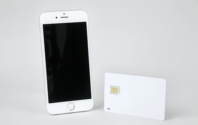 1. SIMカードとスマホ端末を用意する