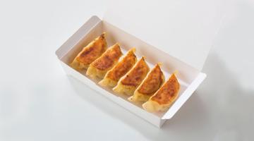 本格焼餃子(6コ)